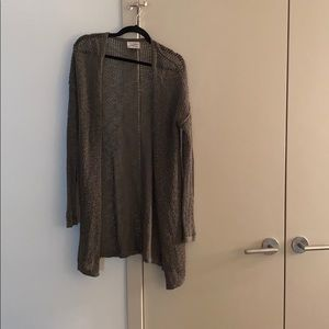 Worn once lightweight cardigan size large